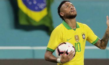 Tak Ada Jaminan Bagi Neymar di Timnas Brasil