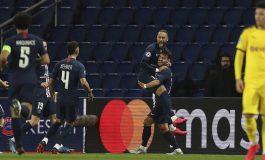 PSG Putus Kutukan Babak 16 Besar Liga Champions