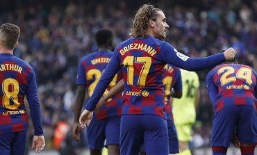 Berani Merugi, Barcelona Siap Jual Griezmann Demi Lautaro Martinez