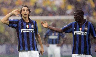 Mario Balotelli Pernah Diremehkan Zlatan Ibrahimovic di Inter Milan