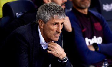 Setien Persilakan Xavi Hernandez Latih Barcelona