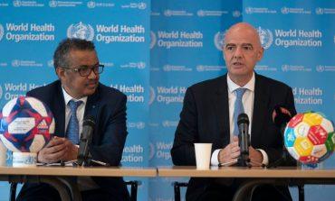 FIFA Kucurkan Rp2,3 Triliun untuk Negara yang Terdampak Covid-19