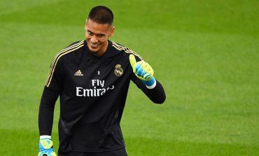 Real Madrid Urungkan Niat Permanenkan Status Alphonse Areola