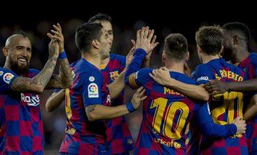 Rakitic: La Liga Dihentikan, Barcelona Harus Juara