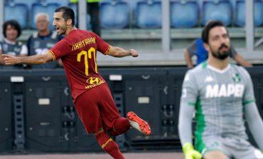Arsenal Patok Harga Kemahalan, Roma Cuma Mau Perpanjang Masa Peminjaman Mkhitaryan