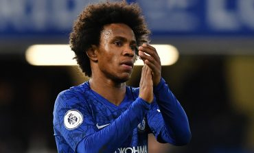 Chelsea Terus Bujuk Willian untuk Perpanjang Kontrak