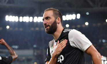 Juventus Ingin Pertahankan Gonzalo Higuain