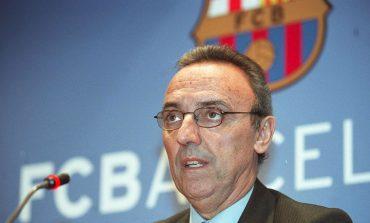 Joan Gaspart Sindir Presiden La Liga Bakal Berikan Titel ke Real Madrid