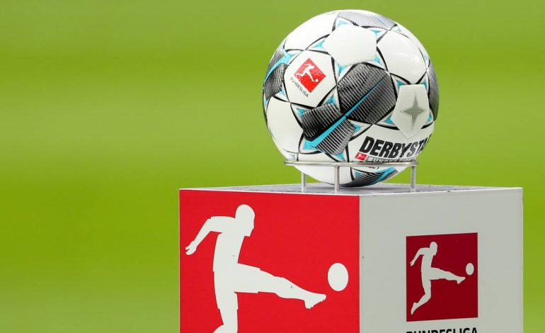 Jadwal Bundesliga Pekan Ke-29, 30 Mei – 2 Juni 2020