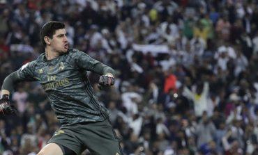 Protes Courtois: Real Madrid Lebih Baik, Tak Adil Jika Barcelona Jadi Juara La Liga