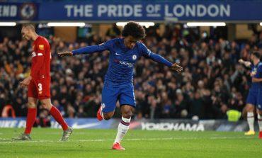 Curhat Willian Soal Negosiasi Kontrak Baru di Chelsea: Situasinya Sulit