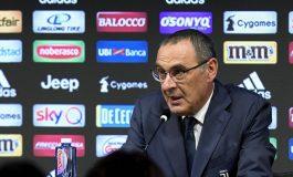 Maurizio Sarri: Kritik Buat Juventus Lebih Garang