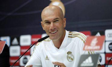 Real Madrid Menang 4 Kali Beruntun, Zidane: Kami Mulai Kelelahan