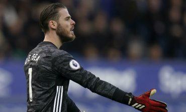 Bikin Blunder Kontra Tottenham, David De Gea Disebut Buat Kesalahan Mendasar