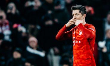 Lewandowski Tak Terlalu Peduli dengan Ballon d'Or Tahun Ini