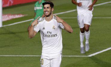 Zinedine Zidane Acungi Jempol Comeback Marco Asensio
