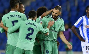 Zinedine Zidane Lelah Ladeni Tudingan yang Bilang Real Madrid Dibantu Wasit