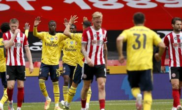 Man of the Match Sheffield United vs Arsenal: Nicolas Pepe