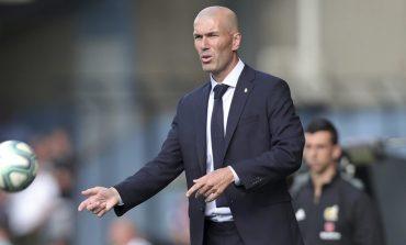 Real Madrid Salip Barcelona, Zinedine Zidane Enggan Berleha-leha