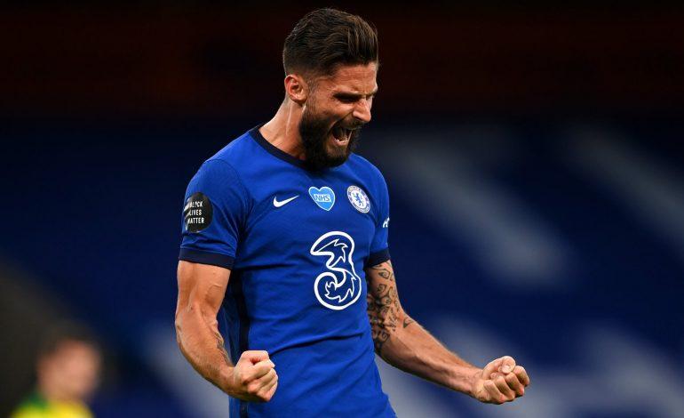 Olivier Giroud Tak Sabar Permalukan Mantan Klub di Final Piala FA