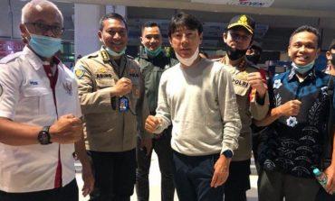 Shin Tae-yong Tiba di Jakarta, Baru Pimpin TC Timnas Sabtu (25/7/2020)