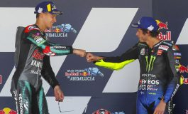Pole Position Lagi, Quartararo Optimistis Rebut Podium Tertinggi di GP Andalusia