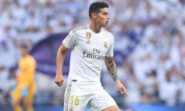 Manchester United Ingin Selamatkan Karier James Rodriguez