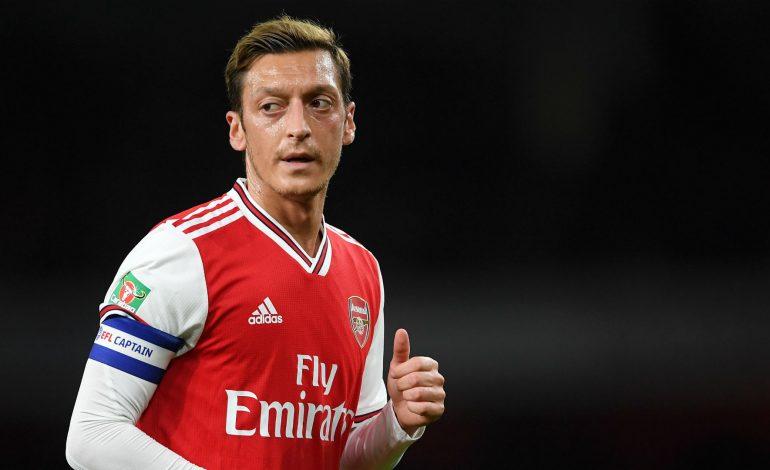 Tak Pernah Dimainkan Lagi, Nasib Mesut Ozil di Arsenal Makin Tak Jelas