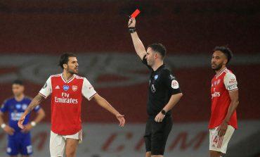Arteta Kritik Kartu Merah Nketiah saat Arsenal Ditahan Leicester