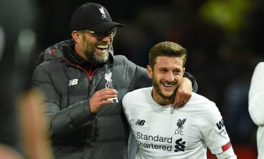Jurgen Klopp Pastikan Adam Lallana Tak Akan Main untuk Liverpool Lagi