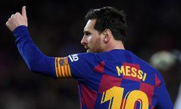 Messi Dikaitkan dengan Man City, Guardiola: Semoga Dia Bertahan di Barcelona