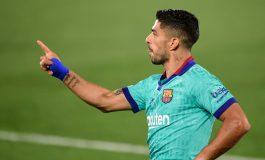 Luis Suarez Masuk 3 Besar Top Skor Barcelona Sepanjang Masa