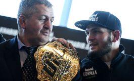 Sang Ayah Meninggal, Khabib Nurmagomedov Pensiun dari UFC?