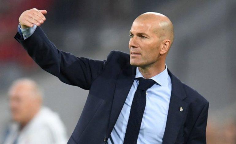 Zidane Marah Real Madrid Terus Dituduh Curang