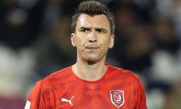 Mario Mandzukic Resmi Putus Kontrak dengan Klub Qatar