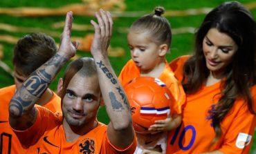 Kembali Berlatih, Wesley Sneijder Dikabarkan Siap Main Lagi