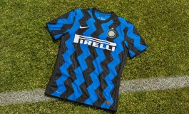 Dihiasi Pola Zig Zag, Jersey Baru Inter Milan Disindir Netizen