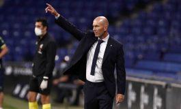 Real Madrid Masih di Puncak Klasemen, Zidane: Kami Belum Meraih Titel