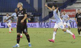 AC Milan Dikritik Usai Imbang dengan Tim Papan Bawah