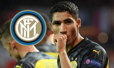 Ini Alasan Real Madrid Lepas Achraf Hakimi ke Inter Milan