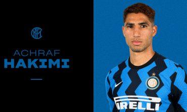 Antonio Conte Jadi Alasan Achraf Hakimi Pindah ke Inter Milan