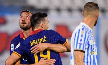 Hasil Pertandingan SPAL vs AS Roma: Skor 1-6