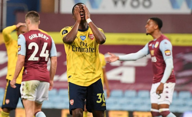 Hasil Pertandingan Aston Villa vs Arsenal: Skor 1-0