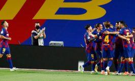 Hasil Pertandingan Barcelona vs Espanyol: Skor 1-0