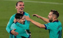 Man of the Match Villarreal vs Barcelona: Lionel Messi