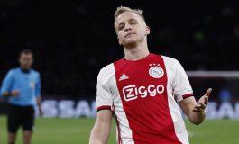 Bukan MU Atau Madrid, Van De Beek Malah Dibelokkan Untuk Pindah ke Klub Ini