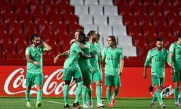 Hasil Pertandingan Granada vs Real Madrid: Skor 1-2