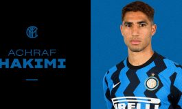 Inter Milan Resmi Tuntaskan Transfer Achraf Hakimi