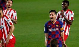 Hasil Pertandingan Barcelona vs Atletico Madrid: Skor 2-2