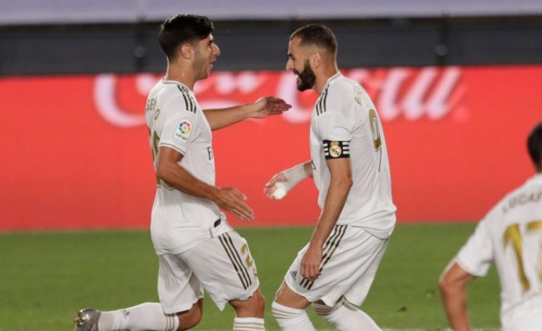 Hasil Pertandingan Real Madrid vs Deportivo Alaves: Skor 2-0